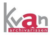 KVAN archivarissen